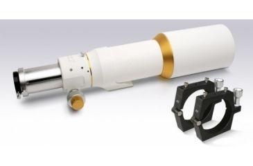 William Optics Megrez 90 APO Fluorite Doublet Refractor Telescope Optical Tube Assembly with Custom Aluminum Carrying Case M90FD-W-OTA