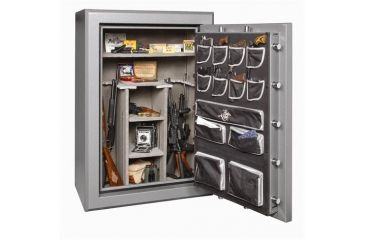 Winchester Safes Big Daddy 36 Gun Safe,Mechanical Lock,Granite BD260423611M