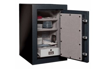 Winchester Safes Home And Office 7 Gun Safe,Mechanical Lock,Black H3020P77M
