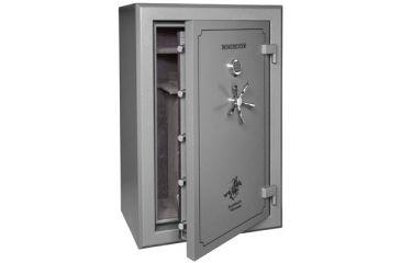 Winchester Safes Silverado 49 Gun Safe,Electronic Lock,Granite S72424911E