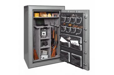 Winchester Safes Silverado 38 Gun Safe,Mechanical Lock,Granite S60403811M