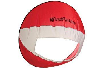 Windpaddle Makani Sup Sail-red WPM
