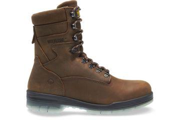 1dcc8e9729d Wolverine I-90 DuraShocks Waterproof Insulated Steel-Toe 8in Work Boot -  Men's