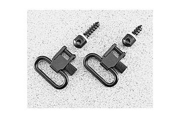 Uncle Mike's Swivels - Loop Size 1 inch, Swivel QD 115 RGS