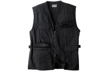 Woolrich Tactical Elite Men's Elite Discreet Carry Vest, Black, 2XL WL44424BKR2XL