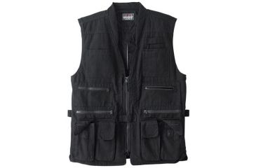 Woolrich Tactical Elite Men's Elite Series Vest, Black, M WL44903BKRM