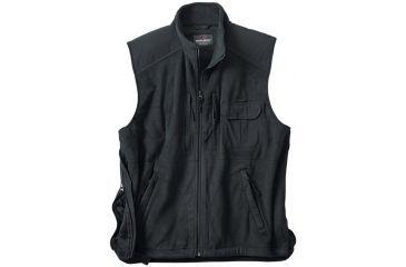 Woolrich Tactical Elite Men's Tactical Fleece Vest, Black, S WL44422BKRS