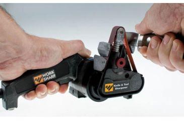 6-Work Sharp Knife and Tool Sharpener