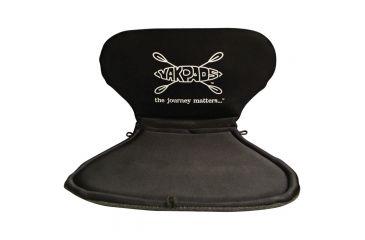 Yakpads Paddle Saddle W/low Backrest P2LOW