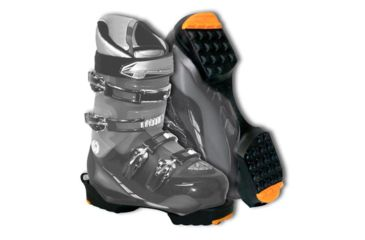 Yaktrax Shoe Traction, Skitrax, M, Black 08132