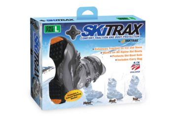 Yaktrax Skintrax, S, Black 08131