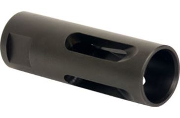 1-Yankee Hill Machine Yhm Low Profile Flash Hider 5.56mm For 1/2x28 Threads