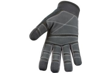 Youngstown Plus Touch Screen Utility Gloves, Gray, Small 11-3090-80-S