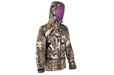 Yukon Gear Ladies Un-Insulated Jacket Break Up Infinity - Large 056620