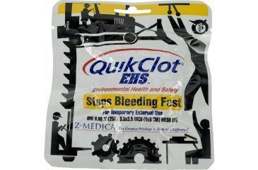 QuikClot EHS First Aid Hemostatic Agent 25g Sponge Z-Medica