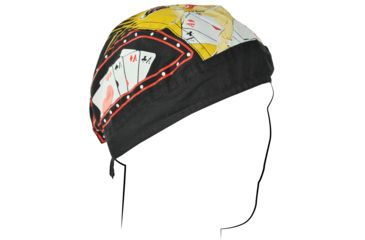 Zan Headgear Flydanna Lucky Pin-up Z677