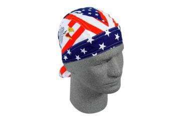 Zan Headgear Flydanna Stars & Stripes V Flag Z477