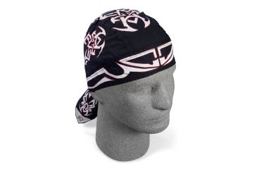 Zan Headgear Flydanna White Tribal IV Z491