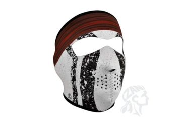 Zan Headgear Full Mask, Neoprene, Comanche WNFM084