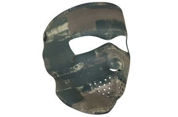 5-Zan Headgear Full Mask, Neoprene