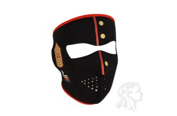 Zan Headgear Full Mask, Neoprene, U.S. Marine Corp Uniform WNFM801