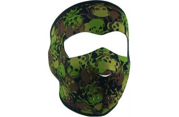 46-Zan Headgear Full Mask, Neoprene