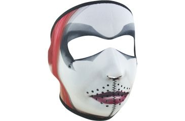 52-Zan Headgear Full Mask, Neoprene