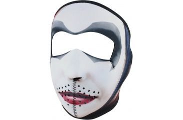 43-Zan Headgear Full Mask, Neoprene