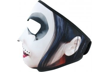 53-Zan Headgear Full Mask, Neoprene