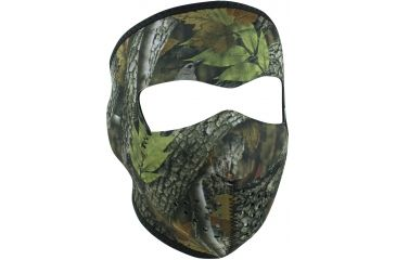 42-Zan Headgear Full Mask, Neoprene