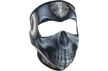 13-Zan Headgear Full Mask, Neoprene