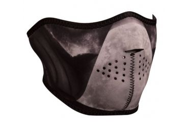 12-Zan Headgear Neoprene Half Mask