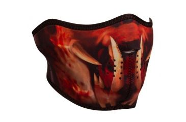 64-Zan Headgear Neoprene Half Mask