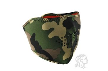 40-Zan Headgear Neoprene Half Mask