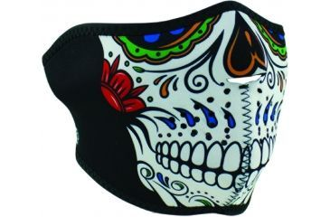 26-Zan Headgear Neoprene Half Mask