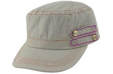 Zan Headgear Highway Honey Series Cap, Peace CPHH07