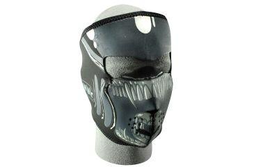 Zan Headgear Neoprene Face Mask Alien WNFM039