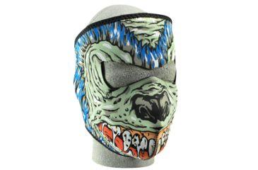 Zan Headgear Neoprene Face Mask Hell Hound WNFM029