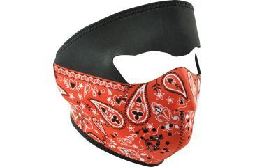 48-Zan Headgear Full Mask, Neoprene