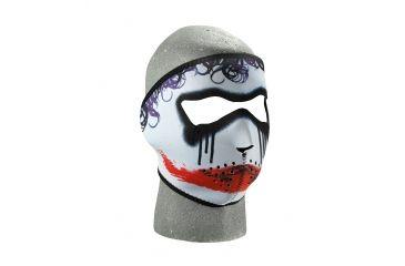 Zan Headgear Neoprene Face Mask Trickster WNFM062