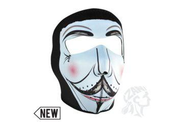Zan Headgear Neoprene Face Mask, Vendetta WNFM077
