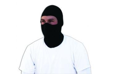Zan Headgear Coolmax Balaclava Black Face Mask WBC114NFM