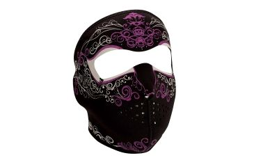 40-Zan Headgear Full Mask, Neoprene
