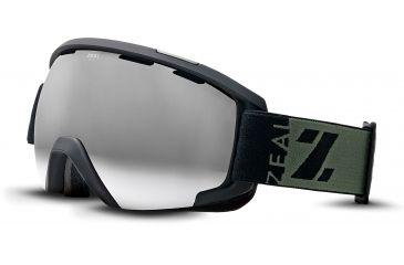 Zeal Optics Slate Ski Goggles, Upland Grass Frame and Automatic  Optimum Lens 10341