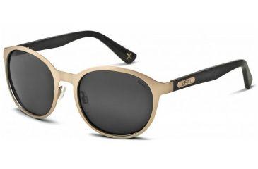 122e49a2f08f Zeal Optics 6th Street Sunglasses, Rose Gold Frame and Polarized Dark Grey  Lens 10732