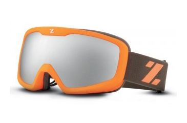 Zeal Optics Tramline Goggles, Safety, Metal Mirror Lens 10477
