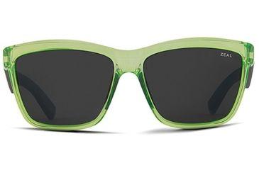Zeal Optics Zeal Optics Kennedy Sunglasses Abbey Mint Frame, Copper Lenses, Polarized 10651