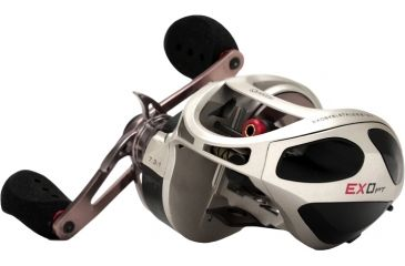Zebco EXO Pt 200 Size, Right Hand BC Reel, 7.3 to 1 174754