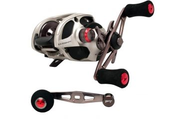Zebco EXO Pt 300sz Right Hand BC Reel, 7.3 to 1 174760
