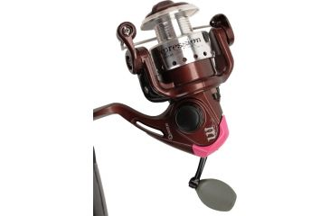 Zebco Ladies Spinning Combo, Expression 3bb Qleul/562ul 174964